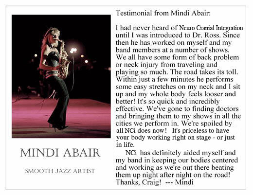 Jazz Artist, Mindi Abair