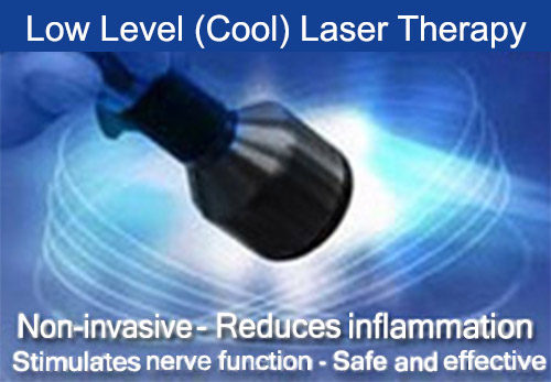 Stop Your Pain At The Speed Of Light With Low Level Laser Therapy!